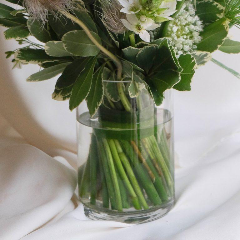 Vase arrangement (height varies) +$20