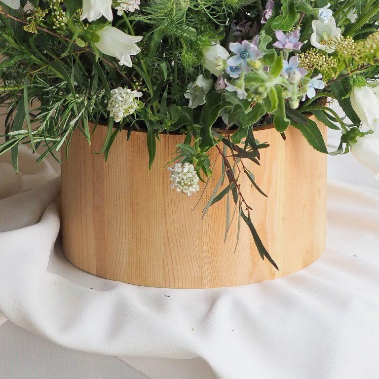Planter arrangement +$35